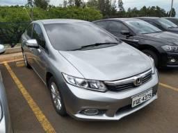 Título do anúncio: Honda Civic 2012/13 autom LXL 1.8