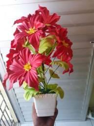 Título do anúncio: Jarro de flores artesanal