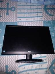 Título do anúncio: Monitor aoc LCD 50/60 hz.