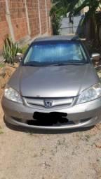 Honda civic 2004 completo automatico