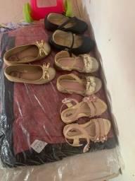 vendo sandália infantil feminina