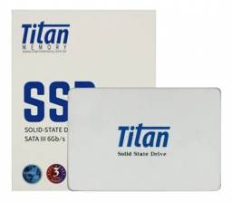 Ssd 960Gb Titan Memory (Pronto entrega)