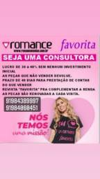 Título do anúncio: Seja uma consultora Romance