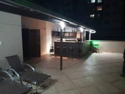 Título do anúncio: Cobertura com 4 dormitórios à venda, 250 m² por R$ 850.000,00 - Campo Alegre dos Cajiros -