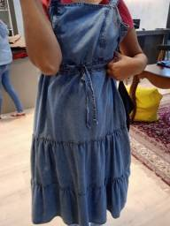 Vestido verão jeans