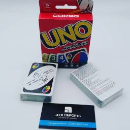 Jogo de cartas Uno//entrega grátis