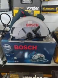 Serra circular Bosch 1.500w profissional