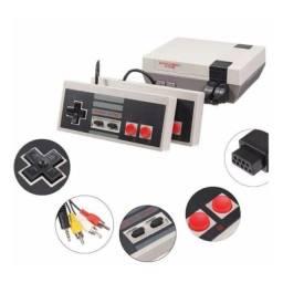 Título do anúncio: Video Game Retrô 620 Jogos Embutidos C/ 2 Controles