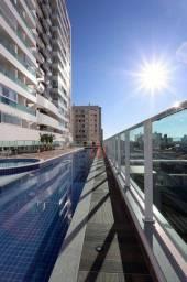Título do anúncio: Apartamento com 3 dormitórios à venda, 92 m² por R$ 750.000,00 - Barreiros - São José/SC
