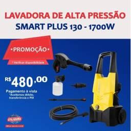 Título do anúncio: Lavadora de Alta Pressão Smart Plus 130 127V/60HZ ? Entrega grátis