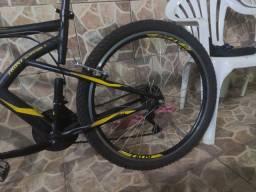 Título do anúncio: Bicicleta Caloi em ótimo estado