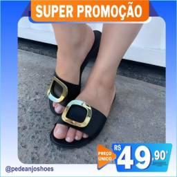 Tamanco Beira Rio Feminino Slide (Novo)
