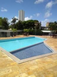 ALAM17 - Apartamento para alugar, 4 quartos, sendo 2 suítes, lazer completo, em Casa Forte