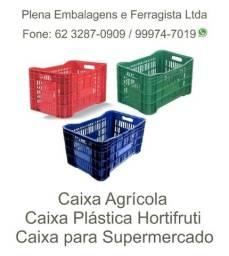 Título do anúncio: Caixa Plástica Hortifruti