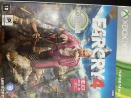 Título do anúncio: Far cry 4 para Xbox 360 farcry original