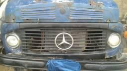Título do anúncio: Mercedes 1313 trulk