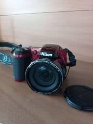 Título do anúncio: Máquina fotográfica Nikon