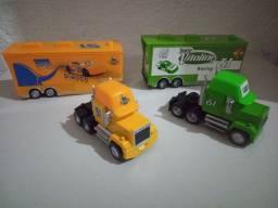Caminhão da coleção Carros, escala 1:55 (21 cm)