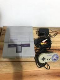 Título do anúncio: Super Nintendo