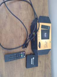 Smart Tv box modelo tvb906x