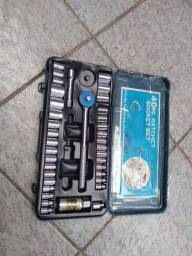 Título do anúncio: Kit de chaves soquete.