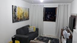 Apartamento mobiliado na lateral da unipe