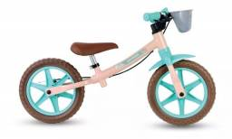 Título do anúncio: Bicicleta De Equilibrio Balance Bike Feminina Love