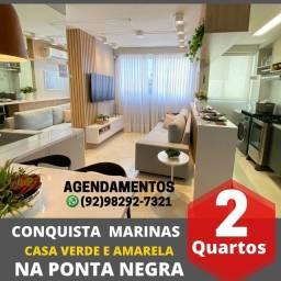 Título do anúncio: >>Use seu FGTS pra morar na região da Ponta Negra!