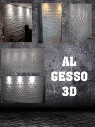 Título do anúncio: Gesso 3D