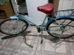 Título do anúncio: Bicicleta Caloi porto antiga