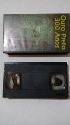 Fita de vídeo Ouro Preto 300 anos Nova