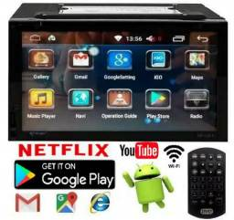 Central Multimidia Dvd Automotivo 2 Din Android 5X R 180,00 ou R 799, eb23c06a6c