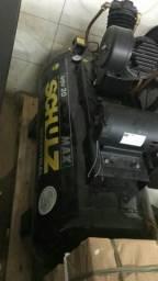 Compressor Schulz 20 pés zero
