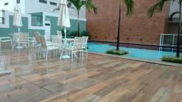 Apartamento com 4 suítes _( 1 suíte máster com closet) #bairro nobre com vista mar