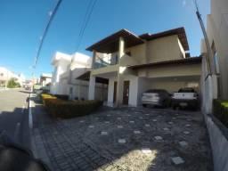 Casa no Condomínio Jardim Atlântico na Av. Abel Cabral - Nova Parnamirim - RN