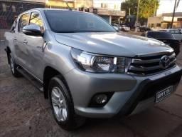 Toyota Hilux 2.8 Srv 4x4 cd 16v - 2017