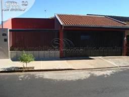 Casa à venda com 3 dormitórios em Nova jaboticabal, Jaboticabal cod:V392