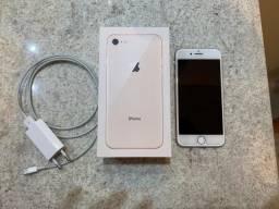 Iphone 8 Rose Gold - Aceito trocas (LEIA)