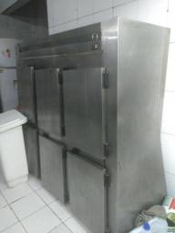 Freezer Comercial 6 Portas