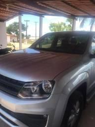 Volkswagen Amarok (2017 4x4 diesel ) único dono - 2017