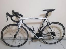 Bike Speed Cannondale Supersix Tamanho 56 100% Carbono