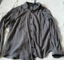 Blusa P slim 2 Masculino
