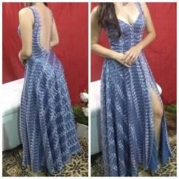 Vendo vestido de festa tamanho 36