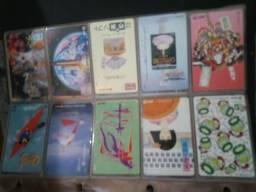 Lote de selos japoneses