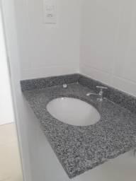 Pia de mármore p/banheiro