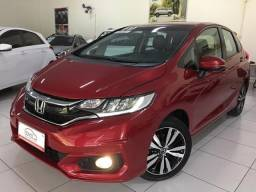 Honda Fit EXL 4P - 2019