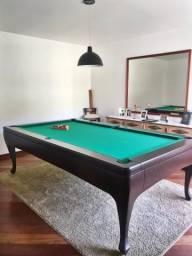 Mesa de sinuca perfeita para sua casa