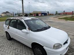 Corsa Wagon doc ok só transferi - 2001