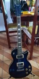 Guitarra Les Paul Menphis das 1as Braco Colado Tagima Tlp Mlp Malagoli