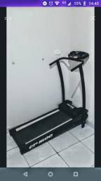 Esteira Elétrica Residencial EP-1600 - Polimet